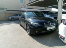 BMW 530i, 2009 in a very reasonable condition.