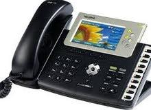 خط هاتف ارضي +اشتراك نت دي اس ال للبيع لي اعلي سعر
