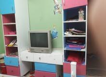 غرفه نوم اطفال استعمال بسيط
