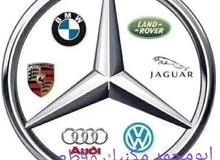 مكنيكي وكهرباء  السيارات الأوربية وتأمين قطع غيار مستعمل