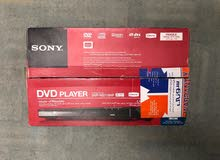 DVD Player from Sony JUMBO. HDMI Output. Open Box - Not used at all