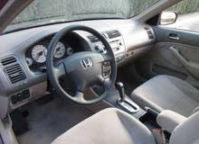 For a Day rental period, reserve a Honda Civic 2004