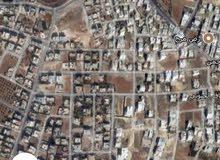 ارض مساحة 1380 متر اراضي ناعور على شارعين تصلح اسكان