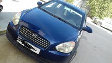 Hyundai Accent car is available for sale, the car is in Used condition