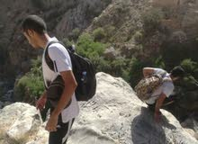 hiking tour guide around Oman+photographer