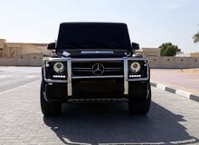 Mercedez Benz G63 2017 model is in perfect condition.