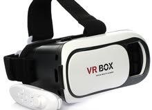 نظارات الواقع الافتراضي VR بوكس VR02