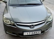 Automatic Honda Civic 2006