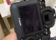 Canon 6d mark1 body only (like new 9k shutter )