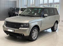 Range Rover HSE 2012 (Grey)