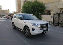 Nissan Patrol XE  2020 (White)