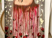 لوحة فنية للبيع painting for sale