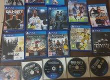 ps4 games sale swap بيع بدل