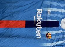 قميص برشلونة باللون الازرق بجودة عالية