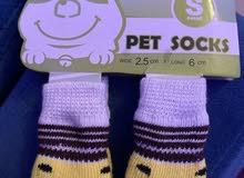جرابات للقطط  socks for cats