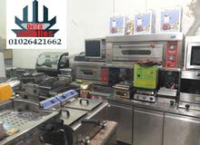 لدينا معدات وأجهزة المطاعم والكافيهات