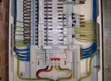 فني كهربائي معتمد من شركة كهرباء مجان
