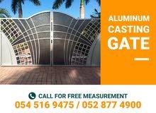 ALUMINUM CASTING GATE