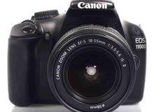 الكاميرا للبيع فقط