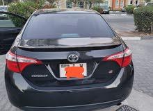Toyota Corolla sport 2016 space usa