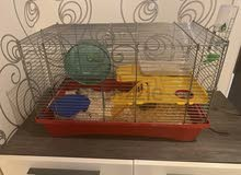 Hamster Cage in Perfect Condition