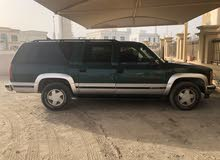 Chevrolet suberban 1999