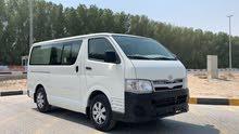 Toyota Hiace 2013 6 Seats Van Ref#520