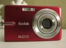 camera kodak digital كاميرا كوداك جديدة للبيع بحالة ممتازة دون اي ضرر