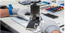فني صيانة هواتف محمولة