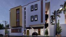 شقة قيد الانشاء السراج شارع اسطنبول قرب مسجد الغدير