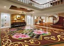 شقة  راقية مفروشة فرش ممتاز 3 غرف وصالة و2 حمام. ومطبخ