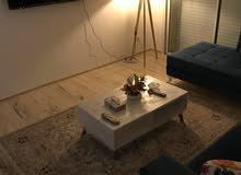 شقة مفروشة جديدة  متاحة الأن  في حداءق قرطاج