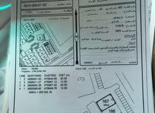 أرض تجاريه للبيع في صحار مربع عوتب