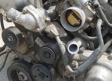 قطع غيار لكزس ال اس 430 من موديل 2004 الى 2006 أمريكي أصل
