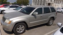 Used condition Jeep Grand Cherokee 2009 with +200,000 km mileage