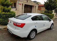 سيارة كيا ريو 2013فحص كامل للتواصل 0785162799 ترخيص سنه كامله