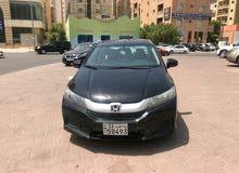 Honda City 2016 For sale - Black color