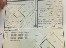 ارض سكنية الصحمي - ولاية صحم