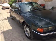For sale BMW 740 car in Basra