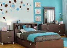 نصنع جميع غرف النوم للكبار والاطفال