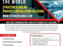 DATA-FIBER CABLING,CCTV,SPLICING-OTDR-FLUKE TESTING,PABX AND REXOT PRODUCT TRADING