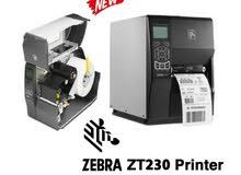 طابعة باركود كبيرة Barcode Printer