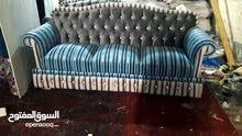 تفصيل الكراسي والمفروشات عرض خاص تخفيض 10% من سعر المتر+نقل 50% مجاني