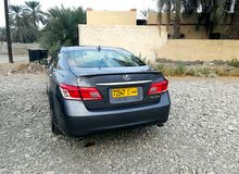 Grey Lexus ES 2012 for sale