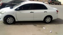 White Toyota Yaris 2008 for sale