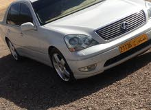 Gasoline Fuel/Power   Lexus LS 2001