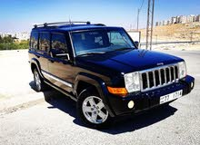 Gasoline Fuel/Power   Jeep Commander 2008