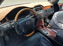 لكزس 430 LS ربع ألترا 2006 للبيع او البدل ب لكزس RX