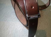 حزام جلد طبيعي 100 %