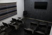 قاعات تدريبية وتدريسية للإيجار